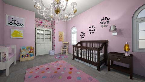 Nursery - Kids room - by AlexiiisNiicole
