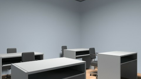 thekwan7 - Minimal - Office - by thekwan7