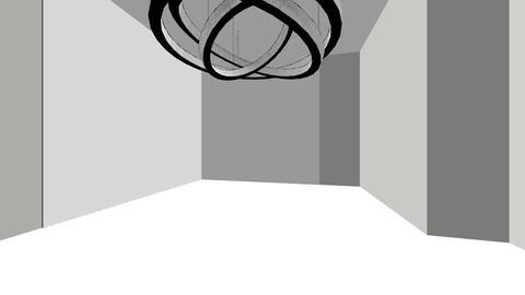 Transparent Interior - by Vlad Silviu