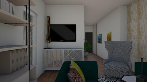 MB 9i apartment - Glamour - by Raymond Hill_Crate and Barrel_SFCA