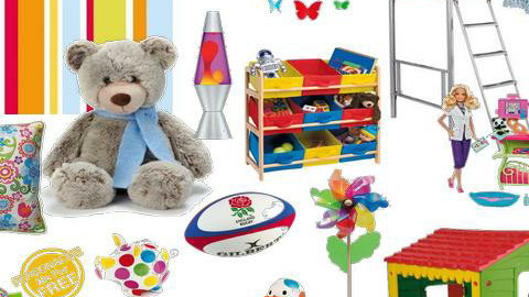 Rainbow Kidz - Retro - Kids room - by yvonne400cc