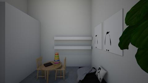 Noam Maman 4 - Kids room - by erlichroni