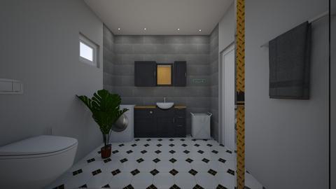 555 - Bathroom - by Zhannat