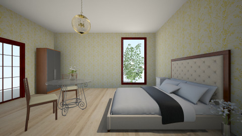 bedroom which I want - Bedroom - by varvaracool