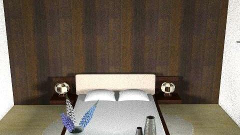 Soothing soulmate - Bedroom - by ariseva