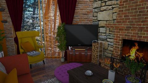 kotage living room tvc - by Moriia