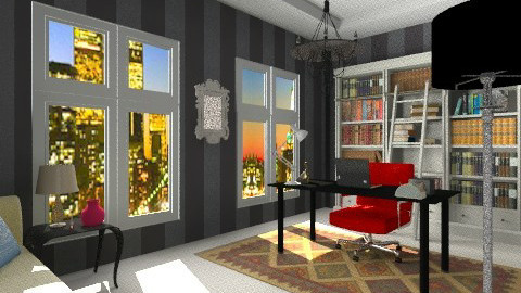 New Yorker  - Classic - Office - by PFrate