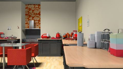lauren - Glamour - Kitchen - by user lol 33