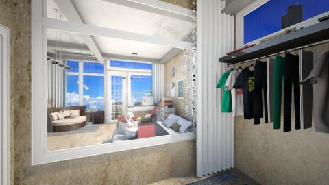 bedroom  - Bedroom - by yulingchen