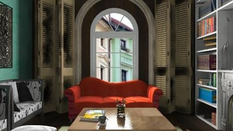 Living - Living room - by jennielreid
