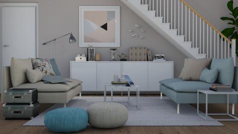 Meeting - Living room - by Tuija
