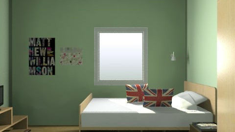 my room - Minimal - Kids room - by carolinexp