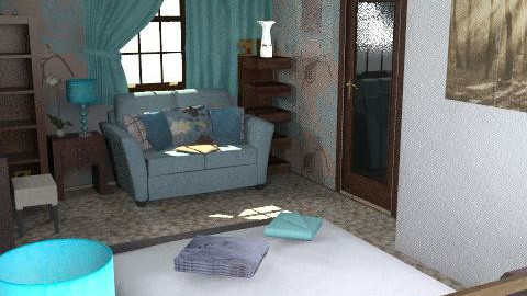Cotswold Barn Conversion: Master Bedroom 2 - Country - Bedroom - by HazelMP