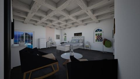 Extravagant Girly Room - Minimal - Bedroom - by Joy Oke