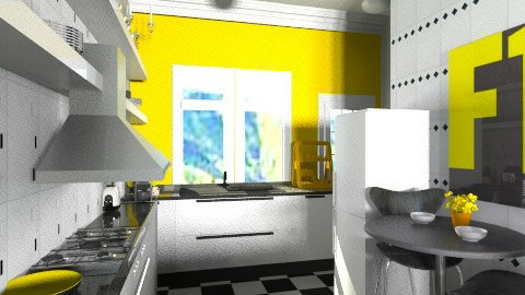 Bungalow new  - Kitchen - by Wilson Jessica