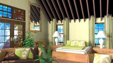 sdfghjk - Country - Bedroom - by Cejovic Andrijana