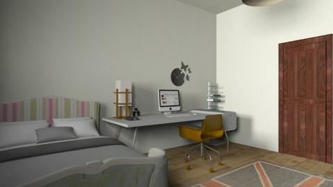 tt - Bedroom - by Moe HOSHINO