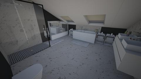 lazienka - Bathroom - by pasja_