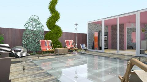 Sweet Home 13 - Modern - Garden - by Erika Ferencz