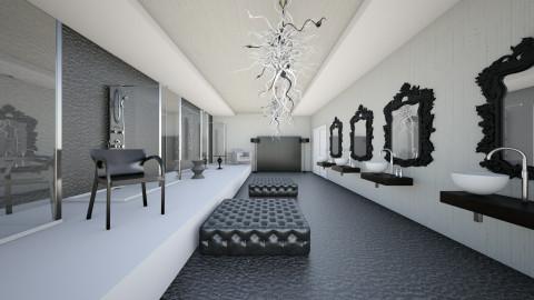 bathroom - by MihaelK
