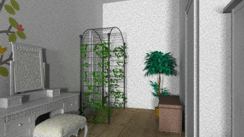 hotel 01 - Country - Bedroom - by appple