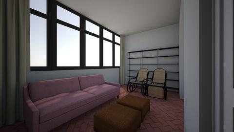 BH - Living room - by jupitervasconcelos