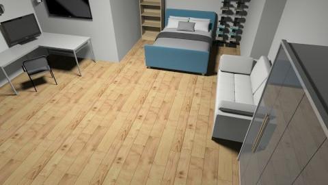 rooom - Minimal - Bedroom - by sips one