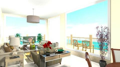 gt liv - Living room - by miga
