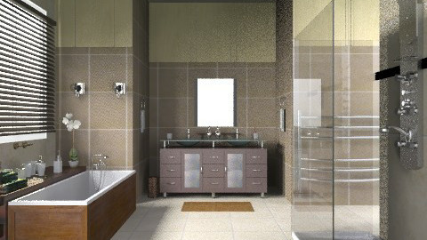 Ariel_2 - Modern - Bathroom - by milyca8