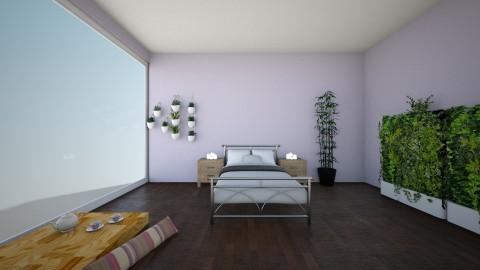 Bedroom Garden  - Bedroom - by GottaLove Designing