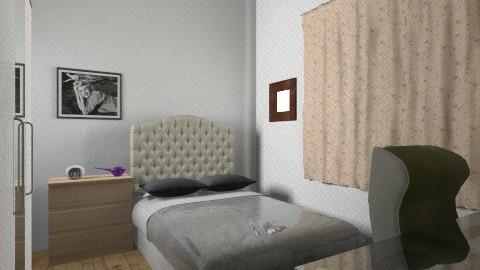 Ronas Room  - Bedroom - by micerism