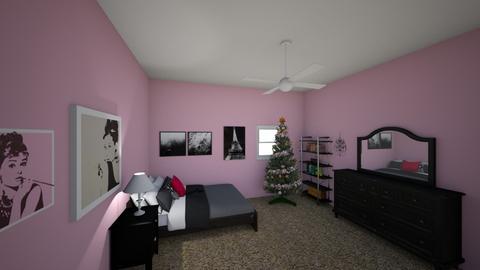 Em room - Bedroom - by emg2021