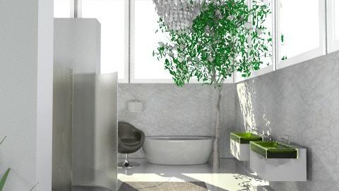 Surreal Bath - Modern - Bathroom - by Baustin