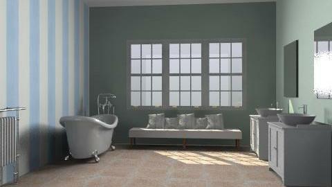 Cottage Bathroom - Country - Bathroom - by giulygi