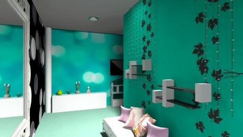 Modern Kid - Glamour - Kids room - by Narcisse94
