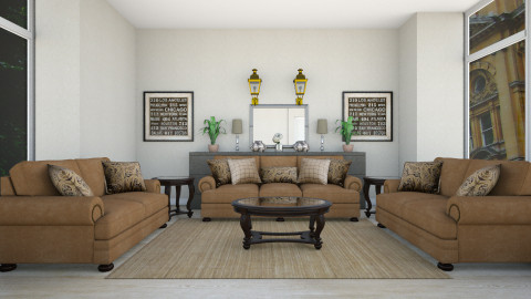 Le Meridian  - Living room - by mohak shamani