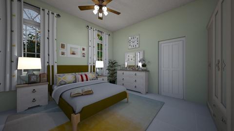 T28 - Bedroom - by GeGe Kanthip