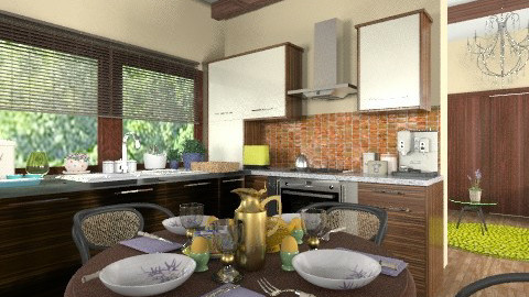 Good appetite - Classic - Kitchen - by milyca8