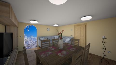 Kambarys - Living room - by dalziv
