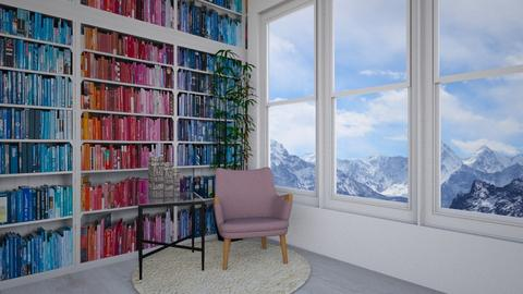Book Lovers Retreat - Eclectic - Living room - by Yate