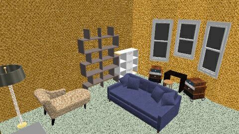 my living room - Minimal - Living room - by pratama_ervio