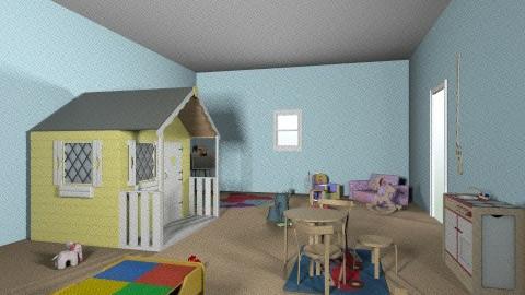 Child Daycare Center - Kids room - by doglover236