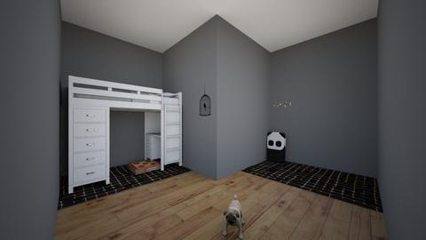 My Dream Bedroom - Minimal - Bedroom - by siac