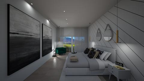 room pt - Modern - Bedroom - by Cristiane Lichotto
