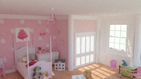 just pretty pink - Classic - Bedroom - by brianclough