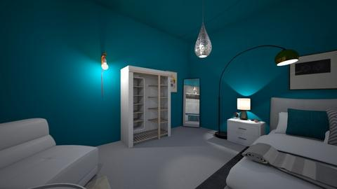 ROOM - Bedroom - by eve 1
