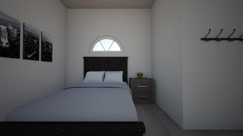 Bedroom View 2 - Minimal - Bedroom - by Yami Mei