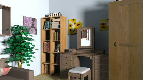 jooo - Retro - Bedroom - by enikovas
