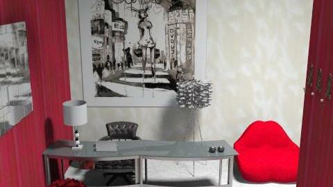 Reception - Feminine - Office - by Georgina Escobedo