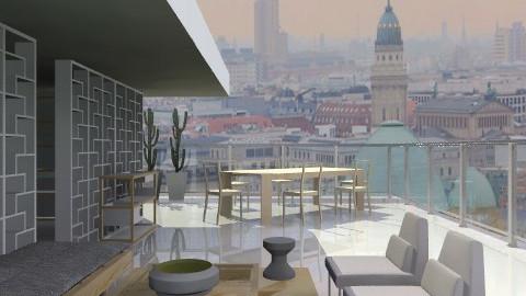 roof garden - Modern - Garden - by The_Hunter_and_Gatherer